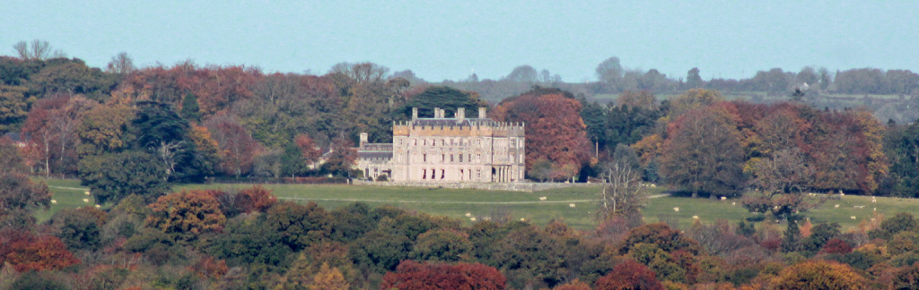 Borris House in Carlow