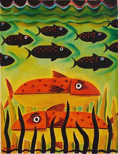Arguably the best irish artist todayarguably the best for Sleeping with the fishes