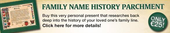 Family History Banner With Link