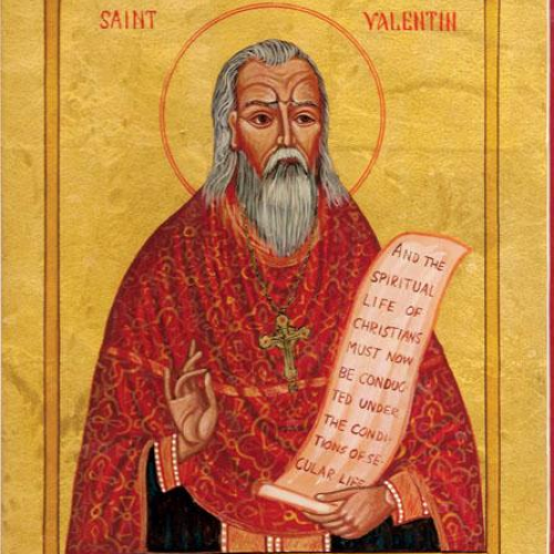 St Valentine is a Dub