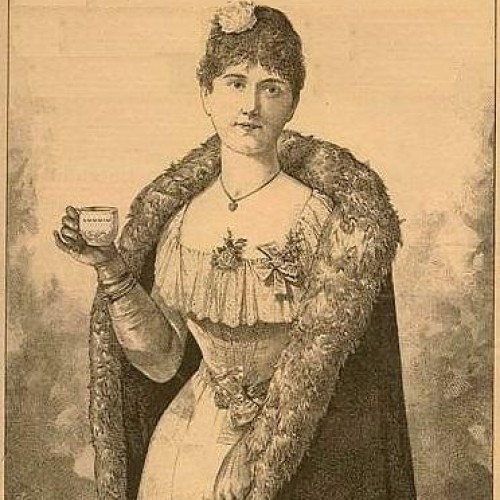 There was a Time in Ireland When Drinking Tea was Thought to Make Women Evil