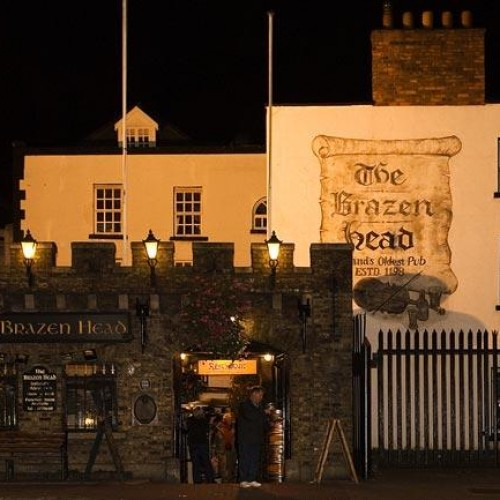 The Brazen Head Pub – A Secret History