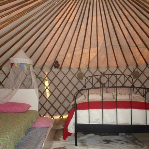 GLAMPING FOR IRELAND