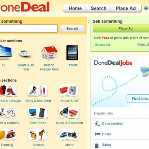 Hilarious Ads on Done Deal