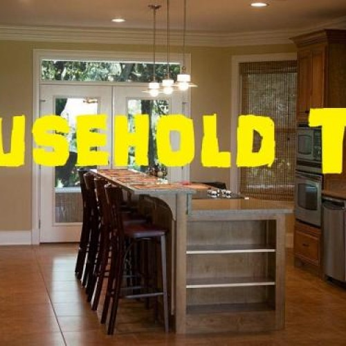 HOUSEHOLD TIPS 2014