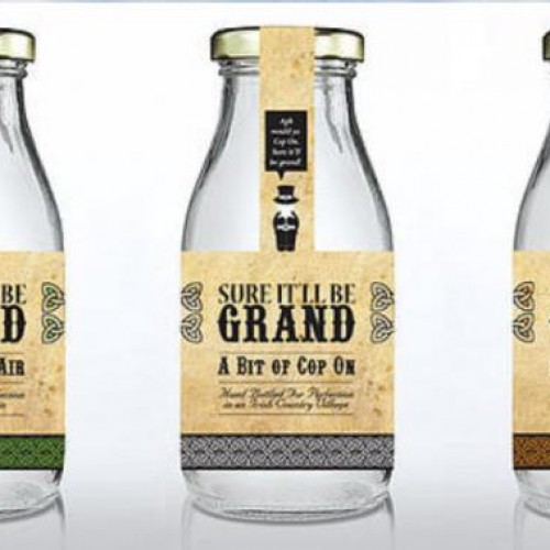 THE IRELAND OF LEGEND… IN A BOTTLE