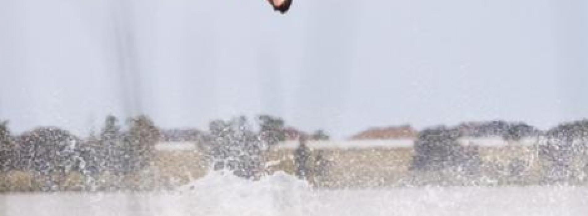 Irish Wakeboarder Takes Gold
