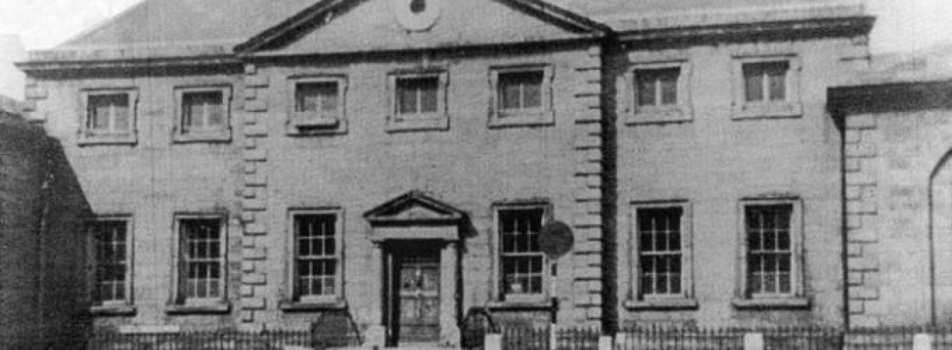 THE LOCK HOSPITAL – KEEPING DUBLIN'S DIRTY SECRETS