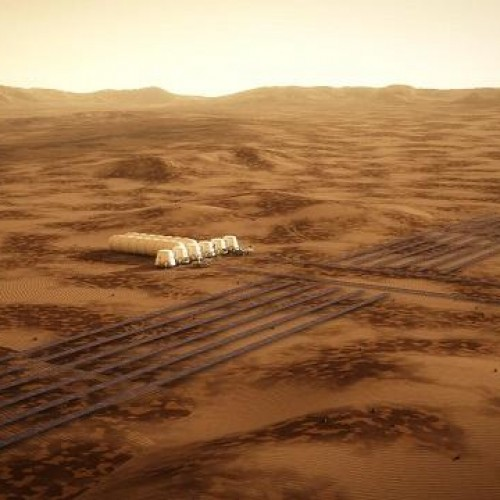 How to Keep Humans Alive on Mars