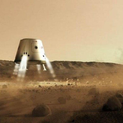 GETTING INSURANCE FOR THE MARS ONE MISSION