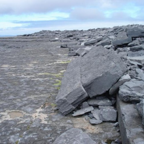 The Mystery of Moving Boulders on the Aran Islands
