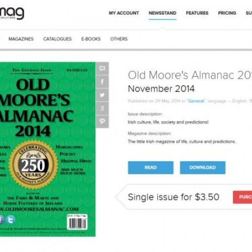 THE E-ALMANAC!