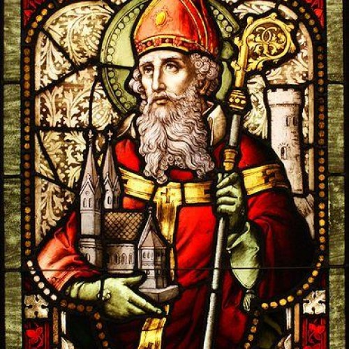 ST PATRICK – ACCORDING TO ST PATRICK