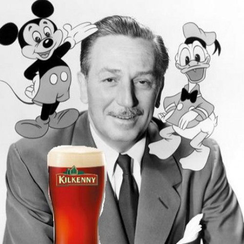 WALT DISNEY WAS FROM KILKENNY!
