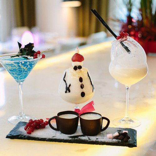Christmas Cocktails That Even the Kids Will Like!*