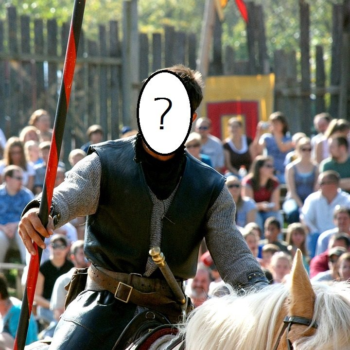 Where is my political knight in shining armour?