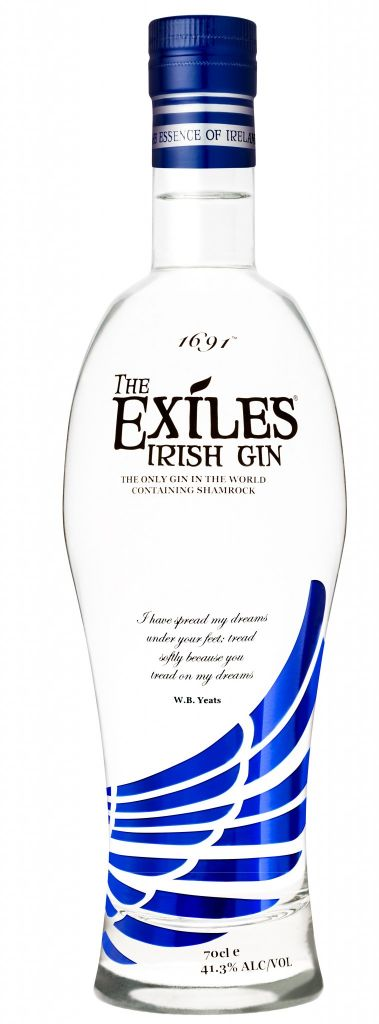 Exiles Irish Gin