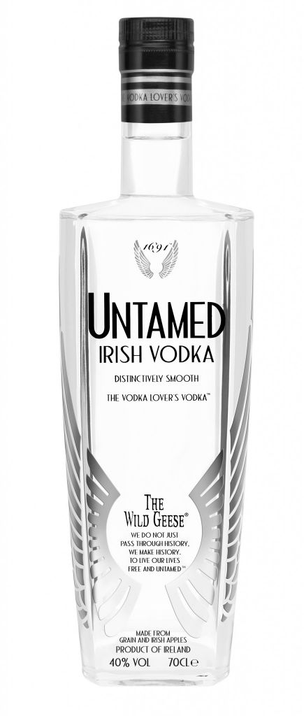 Untamed Irish Vodka
