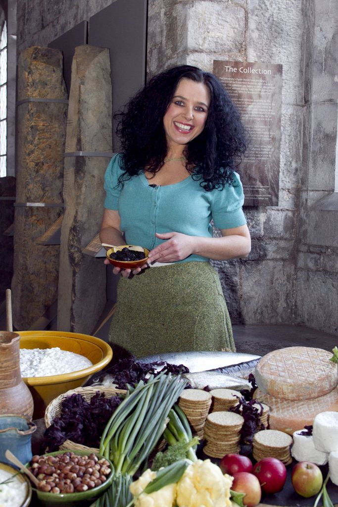 Regina Sexton, Irish food guru.