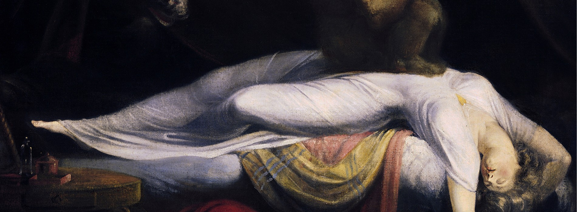 Ever Suffer From Creepy Sleep Paralysis? Then Science Wants to Study You