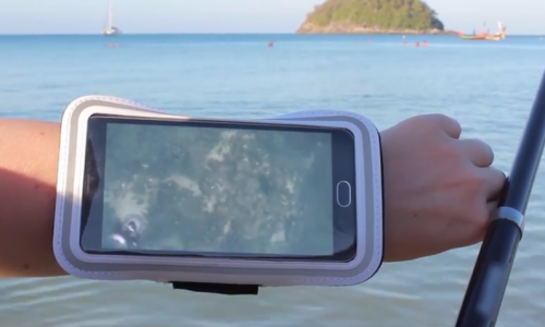 Coming Soon: A Wireless Device That Lets Anglers See the Fish Before Catching Them