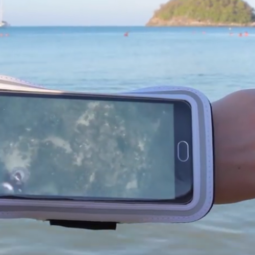A Wireless Device That Lets Anglers See the Fish Before Catching Them