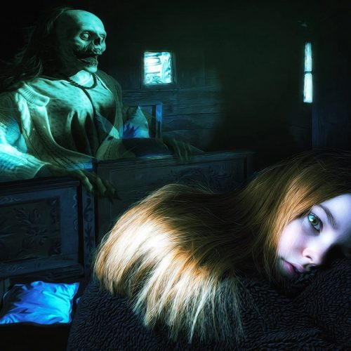 Creepy Sleep Paralysis Could Happen to You