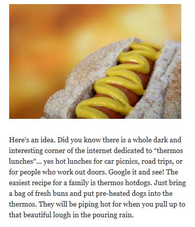 hot dog grab