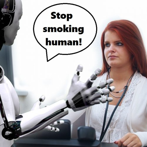 Will Your Future Doctor be Human or Machine?