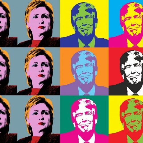 According to Tweets, Hilary Will Be the Overlord of the USA