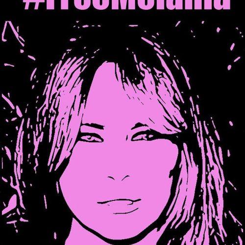 #FreeMelania is Trending