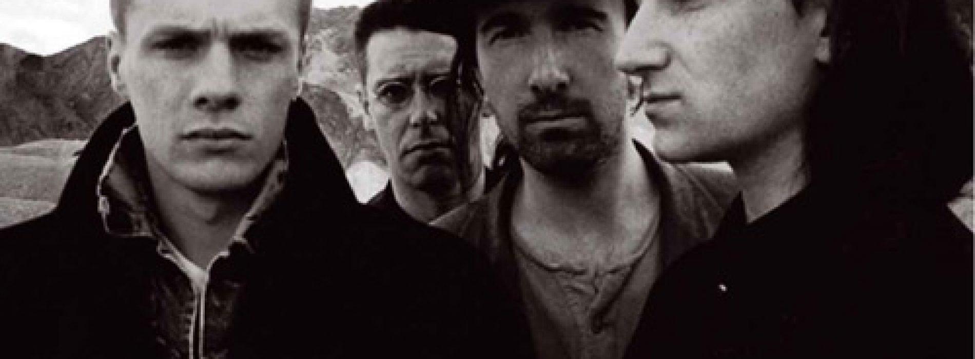 U2: The Joshua Tree Tour 2017 … Yes the Joshua Tree Tour