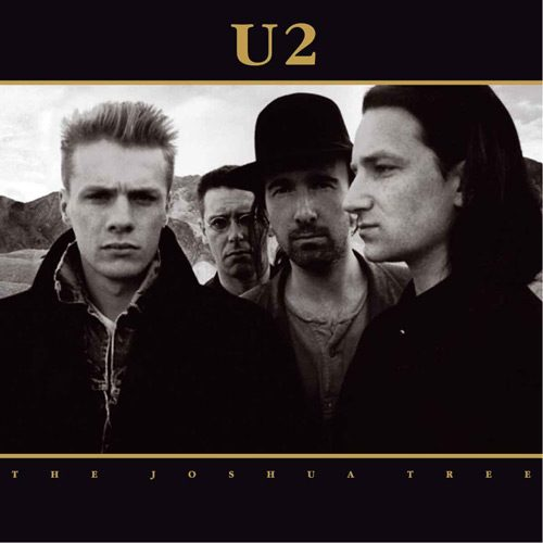 U2: The Joshua Tree Tour 2017 … Yes the Joshua Tree Tour