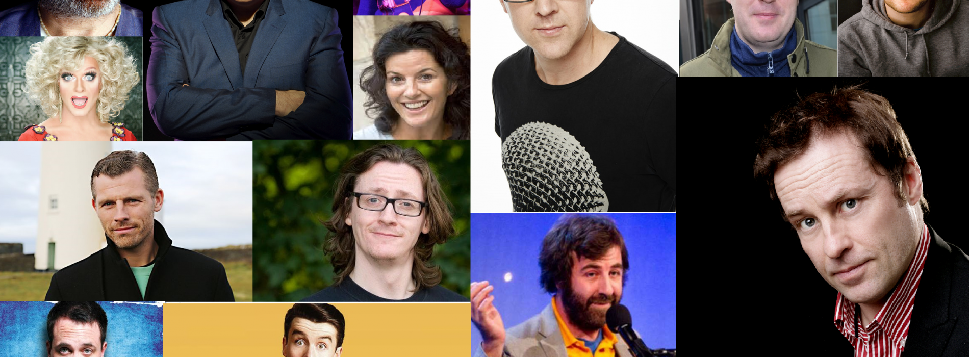 Every Irish Comedian You Can Think Of
