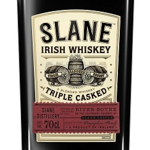 Slane Irish Whiskey Launches in Ireland
