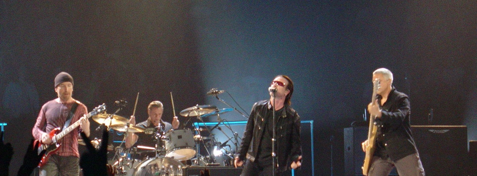 U2 Tour Has Now Sold More Than 2.4 Million Tickets
