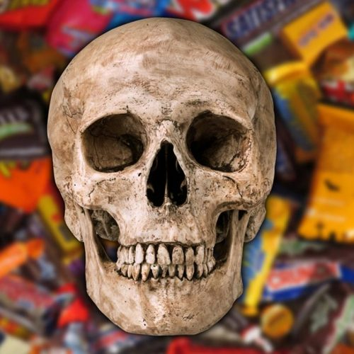 How Many Halloween Sweets Would Kill You?