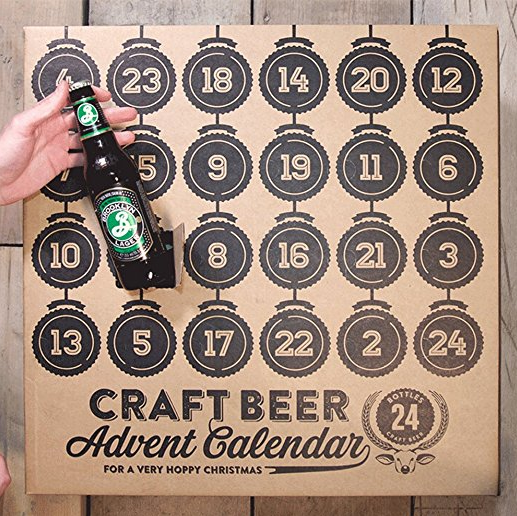 Advent calendar ideas that will impress the santa pants for Craft beer advent calendar 2017