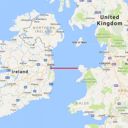 The Ireland to Britain Bridge – Coming Soon