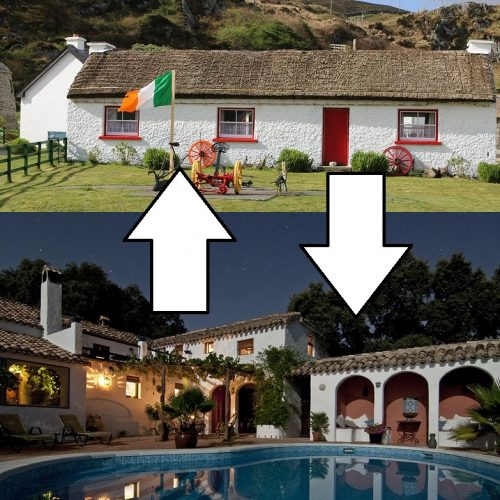 Home Exchange Holidays Tried Out – Your Irish House for Someone Else's House