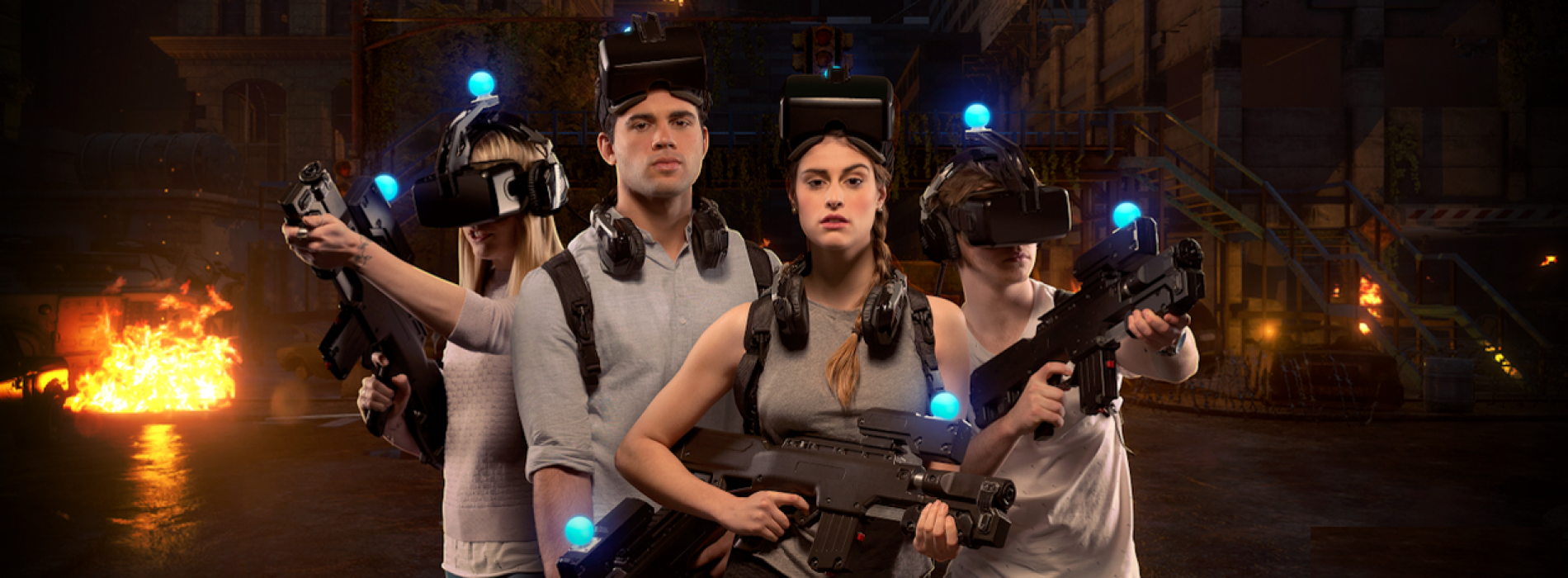 Virtual Reality Games Just Went to Holodeck Level
