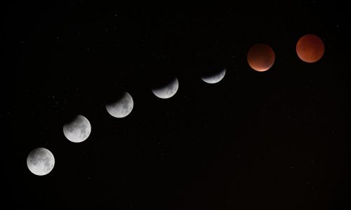 What is a Super Blue Blood Moon?