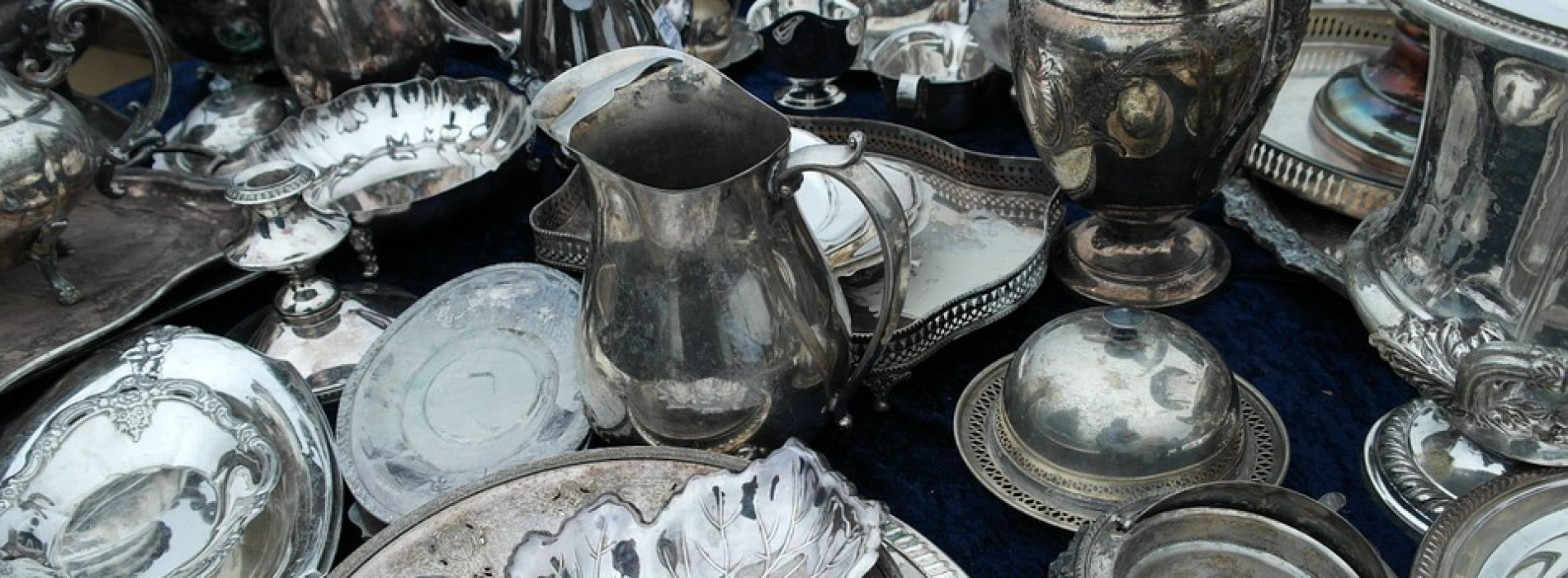 The Antique Irish Silver Jackpot, Coming to an Attic Near You
