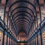 Library in Trinity College Dublin