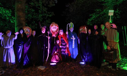 Discover the Ancient Home of Halloween