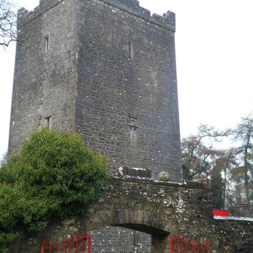 Ross Castle … A Ghosthunter's Paradise