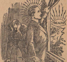 Hilarious and Strange Advertisements from the 1927 Old Moore's Almanac