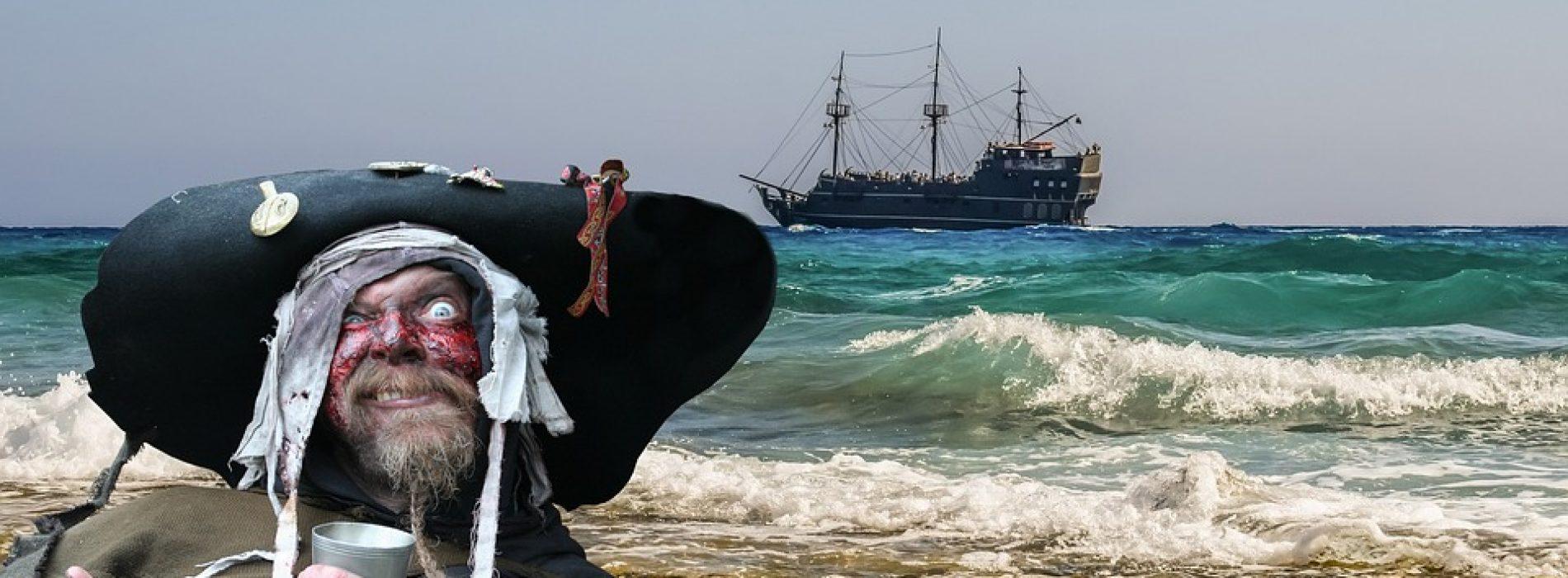 When Irish Pirates Ruled the Seas