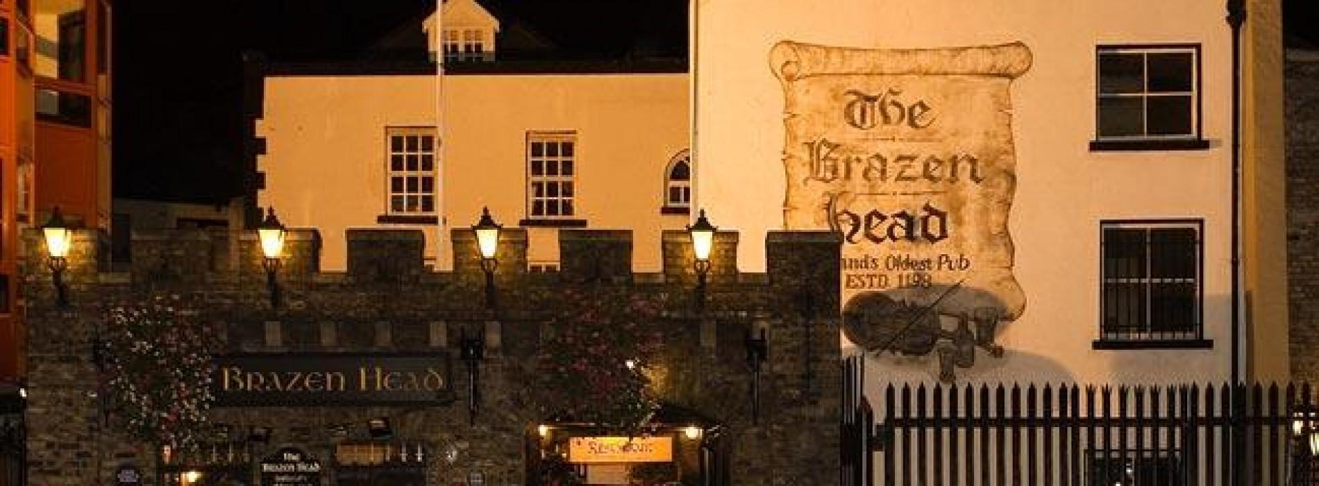 The Brazen Head Pub – A Secret History