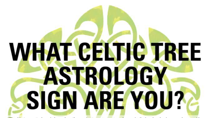 celtictreeastro